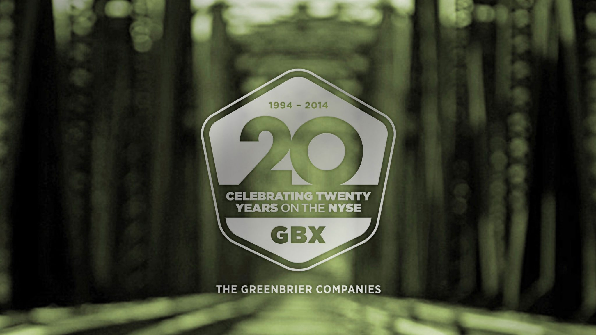 Greenbrier Celebrates 20 years of trading on the NYSE